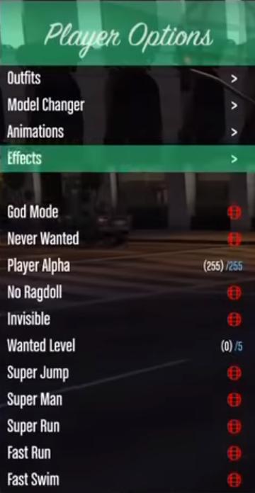 GTA V PC Online 1 46 Mod Menu - Solitary - Grand Theft Auto